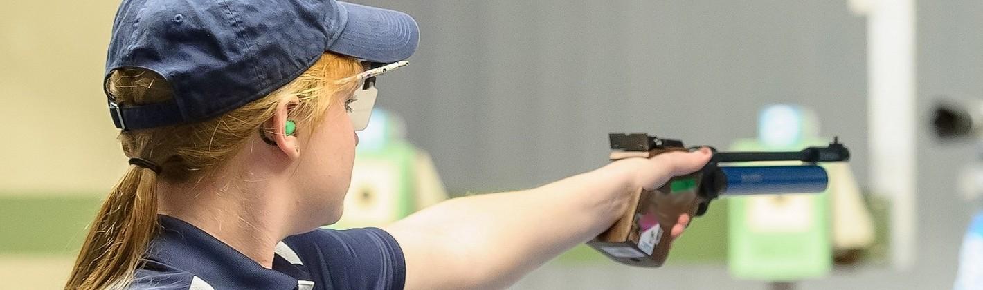 ISSF World Cup Rifle/Pistol 2015 - Munich, GER - Finals 10m Air Pistol Women