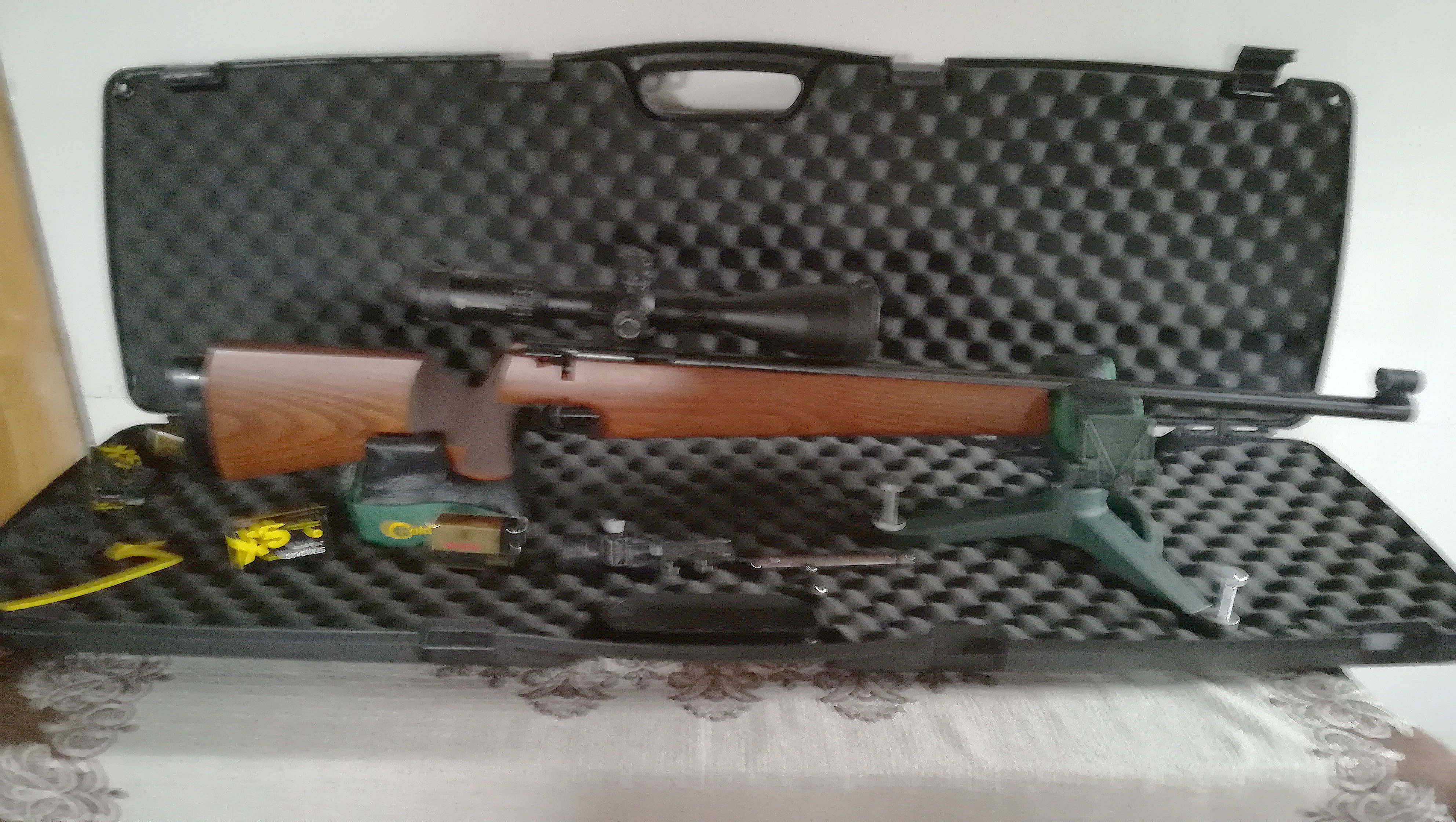 Carabine anschutz 64 ( MATCH)  --- 1000€ ---  19/02/2018