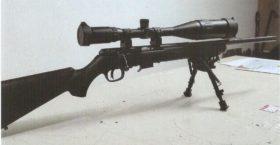 Carabine Savage 93F 22WM  --- 600€ ---  11/07/2018