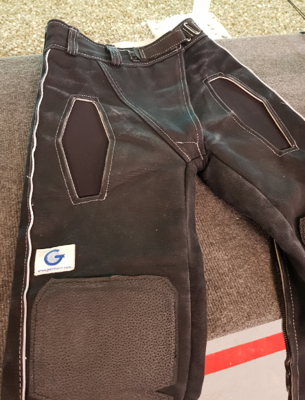 Pantalon carabinier Gehman  --- 48€ --- 09/09/2018